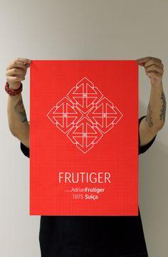 Frutiger Font | on Behance