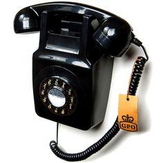 GPO746 Wall Phone