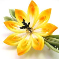 Orange yellow lilly by offgenemi on deviantART