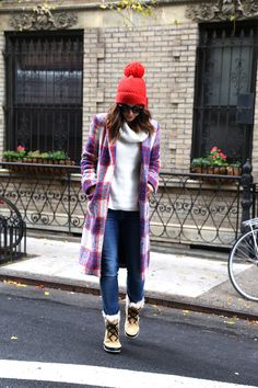 This Time Tomorrow: the winter to-do list {with sorel} Fall Winter 2015, Fall Winter Outfits, Winter Fashion, Winter Hats, Everyday Fashion, Street Style, Style Inspiration, Womens Fashion, Style Fashion