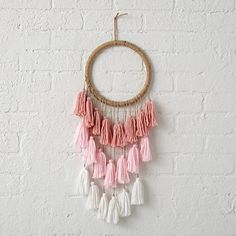 Tassel Dreamcatcher for Kids | The Land of Nod
