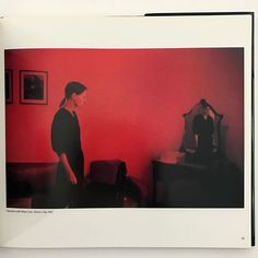 idea.ltd 1986. Being. The first edition of Nan Goldin's The Ballad of Sexual Dependency. Greatest living book. Email if you want@ideanow.online #nangoldin #1986 2016/11/06 03:40:01