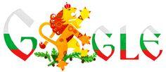 Bulgaria Liberation Day 2013 [День освобождения Болгарии] /This doodle was shown: 03.03.2013 /Countries, in which doodle was shown: Bulgaria