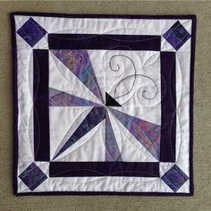 Image result for Pinwheel Surprise Quilt Block Pattern Origami