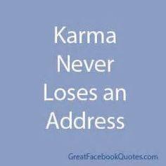 Image detail for -... inspirational quotes karma quotes quotes on july 11 2012 by admin