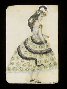 Eve and the Serpent | Leon Sault | V&A Search the Collections