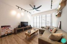 Unity-Interior-Sengkang-Living-Room