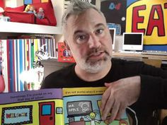 The I'M NOT SCARED Book by Todd Parr - YouTube