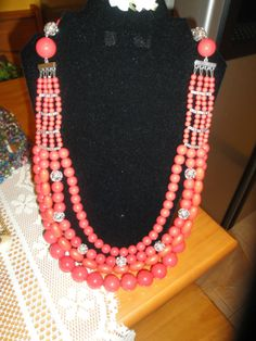 Necklace Joan Rivers Beads | eBay