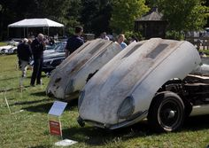 Bimmers, a Briggs and a Band of E-Types at Fairfield County Concours d'Élégance - The New York Times