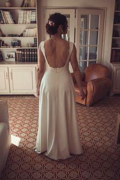 Anita, notre robe demi-mesure aux bretelles fines et au dos dégagé ⭐️ 👗 @kaacouture 📸 @mariageadeux 💄💇🏼♀️ @_r_arts 👰🏼@jessicoccinelle @sophieardouin 💐 @fleuravi.wedding 👠 @chaussure_danse_et_mariage 📍@domainedevavril #robedemariee #robeblanche #robedemarieedemimesure #larobequejeveux #marobedemariee #myweddingdress #weddingdress #couturierefrancaise #robedemarieefaitemain #handmadeweddingdress #frenchsavoirfaire #savoirfairefrancais Arts, Inspiration, White Dress, Suspenders, Dance, Shoe, Weddings, Biblical Inspiration, Inspirational