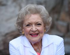Guy Hopes to Save Betty White From Cursed 2016 #Weird #WeirdNews