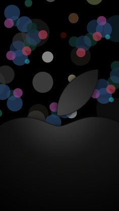 Apple Logo Wallpaper Iphone Retina Cell Phone Wallpapers Black Screen