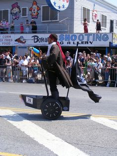 the segway pirate