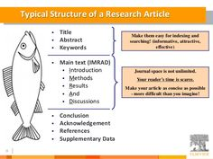 article writing structure