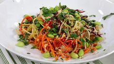 Pad Thai Cold Noodle Salad