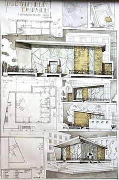 The Best Architecture Portfolio Designs Architecture Design, Architecture Presentation Board, Architecture Concept Drawings, Architecture Sketchbook, Architecture Panel, Architecture Graphics, Presentation Boards, Project Presentation, Architecture Diagrams