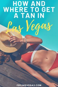 Visiting Las Vegas provides some incredibly enjoyable activities that are quintessential to your Vegas experience. One thing that people enjoy doing when they visit this… Las Vegas Tips, Visit Las Vegas, How To Tan Faster, How To Get Tan, Nevada, Outdoor Tanning, Vegas Pools, Lake Mead, Vegas Vacation