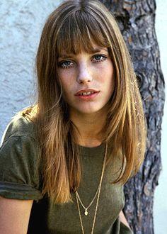 Jane Birkin c, 1960s.