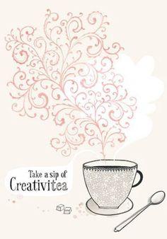 Take a sip of creativeiTEA
