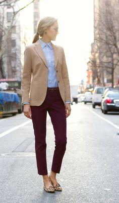 15 Outfits que te darán mejor reputación en tu trabajo