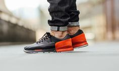 New Balance MD1500FB Re-Engineered Black/Red