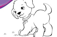 Lego Friends Olivia Coloring Pages