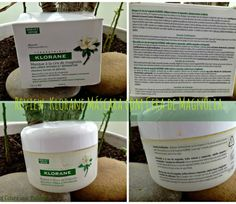 Klorane Magnolia Wax Mask - Review @Luuux #Klorane #Review #Mask #Magnolia