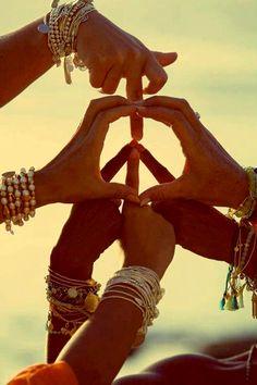 Make love, not war ...