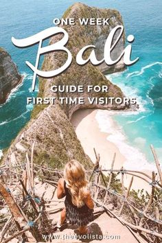 Bali Indonesia is one of the best Southeast Asia destinations. This Bali Itinerary has travel tips and destination information for Bali first time visitors with things to do in Ubud, Uluwatu, Canggu, Seminyak and Nusa Penida. Where to go in Bali Bali Travel Guide, Asia Travel, Solo Travel, Travel Tips, Travel Bag, Travel Info, Travel Hacks, Budget Travel, Free Travel