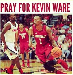 Pray for Kevin Ware!