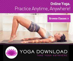 Download Yoga Classes Online