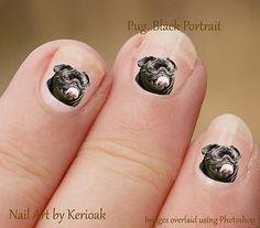 Dog Nail Designs