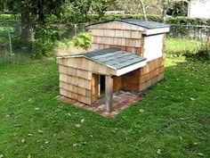 Underground dog house, for storms