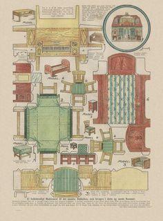 The creative world of Catherine: Furniture