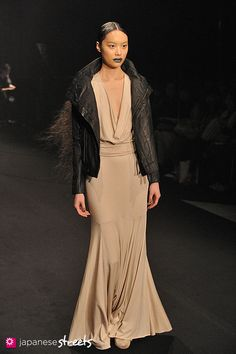 japanese fashion 2013   FASHION JAPAN: fur fur A/W 2013 (Japan Fashion Week)