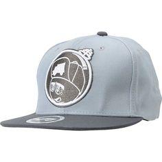 f1b9bd58e67 TRUKFIT Trukfit Feelin  Spacey Grey Snapback Hat