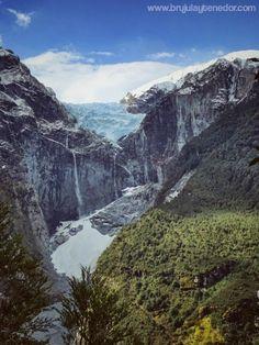 Ventisquero Colgante Queulat en Parque Nacional Queulat y los 5 imperdibles de Coyhaique y la región de Aysén!
