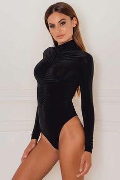 36b236f846 Ruche Me Up More Bodysuit. Romper OutfitPlaysuit RomperWarm OutfitsBlack BodysuitSexy  DressesEvening ...