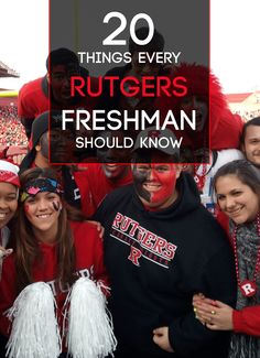 Attending any college for the first time is tough. You never know exactly what…