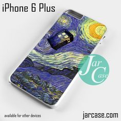 Doctor Who and Tardis Art - Z Phone case for iPhone 6 Plus and other iPhone devices