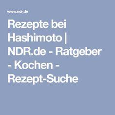 Rezepte bei Hashimoto   NDR.de - Ratgeber - Kochen - Rezept-Suche