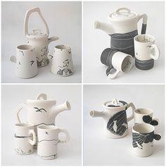 Céramiques de Julie Loaec
