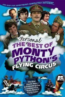 Título   Title: 'Monty Python's Flying Circus' (1969–1974) (BBC) - Creadores   Creators: John Cleese (GBR), Terry Gilliam (GBR), Graham Chapman (GBR), Eric Idle (GBR), Terry Jones (USA), Michael Palin (GBR)