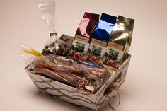 Coffee Star Gift Box.  Coffee Assortment. Christmas gift, Coffee gift basket. by JitterCrowCoffee on Etsy