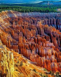 Rock Layers at Bryce Canyon OC - Nature/Landscape Pictures Places To Travel, Places To See, Utah Vacation, Bryce Canyon, Canyon Utah, Us National Parks, Natural Wonders, Nature Pictures, Amazing Nature