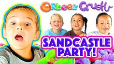 Orbeez Crush Sandcastle Party | Official Orbeez