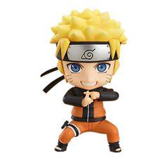 The Uzumaki Naruto Box is dedicated to the hero from the Naruto manga and anime series. Collect Uzumaki Naruto's action figures, posters and plushies here! Figurines D'action, Anime Figurines, Collectible Figurines, Anime Chibi, Kawaii Anime, Naruto Uzumaki, Anime Naruto, Png Icons, Anime Dolls