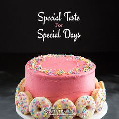 #special #cakes #ilovecake Special, no doubt!