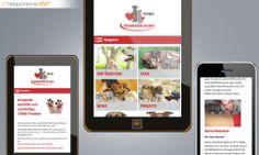Der Verein Tierherzen in Not e.V. hat von echonet im Rahmen einer Unterstützungsvereinbarung einen neuen Webauftritt auf Basis des Systems »basic.life« erhalten.  tierherzeninnot.at [Responsive Smartphone & Tablet] © echonet communication GmbH